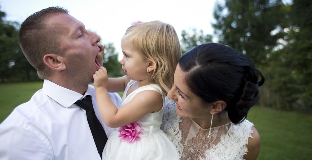 Betti és Zsolt esküvője