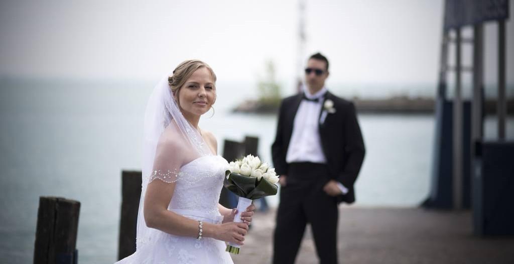 Encsi és Bandi esküvői fotói